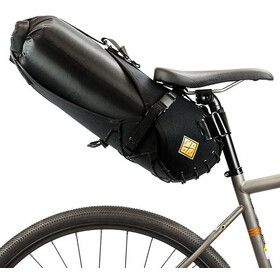 Restrap Big Saddlebag avec sac Dry Bag de 14L, black